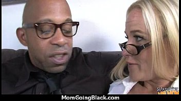 there is a ebony fellow banging my mommy 11