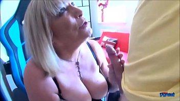 Hot Milf Alisha Rydes Sucks Dick