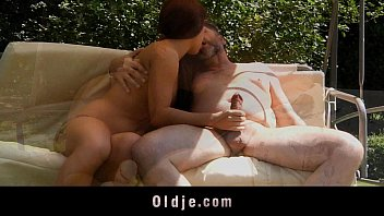 perv senior mister plowing his next door youthfull chick