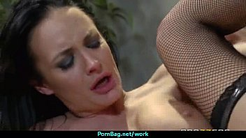 Busty chick is desperate for a raise and fucks her boss and earn it 3