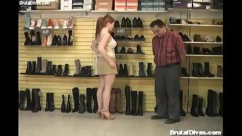 red-haired abases store possessor