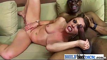scarlett supah-naughty crazy cougar on mamba ebony firm-on.