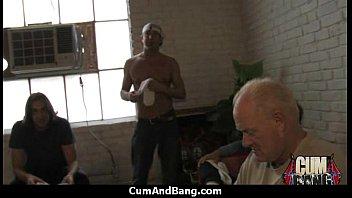 big booty ebony gangbanged by white dudes 10