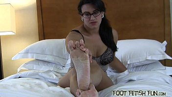 Pamper and worship my big sexy size 8 feet