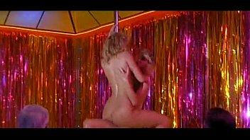 elizabeth berkley amp_  rena riffel showgirls pole dance