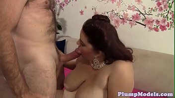 classy bbw pummeled after receiving oral