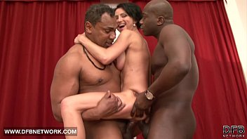 mature tough dual plowed loves gigantic ebony weenies.