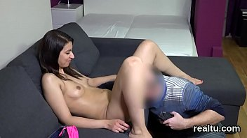 fascinating czech fucky-fucky addict gets lured in the.