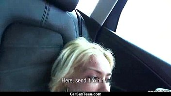 Young teen hitchhiker gets fucked 26