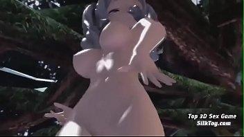 Big Tits 3D Hentai Dance