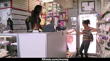 very first-timer ultra-cutie takes money for public hookup 22