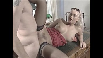 danish ultra-cutie pounding her chief on her day off