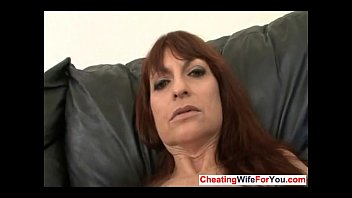 mature wifey faps