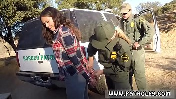Teen sexy panties Agents Smith and Ackerman were out on patrol and