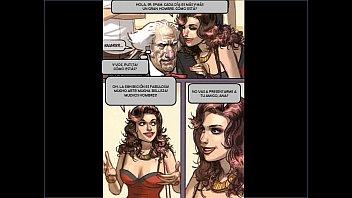 comic - exhibition - parte ii - espantilde_ol latino
