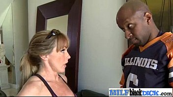 Interracial Sex With Huge Black Dick In Horny Mature Lady (shayla) movie-26