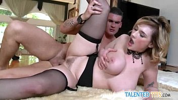 appealing pornostar has some thick-globes