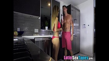 Yurizan Beltran Latinas Big Tits Covered in Candy 000502