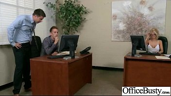 Big Tits Girl (kayla kayden) Get Seduced And Banged In Office movie-20