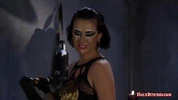 Bondage in Extreme Kink Femdom