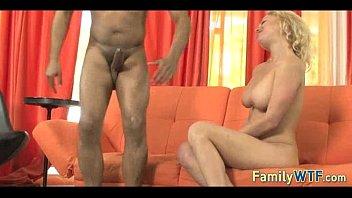milky stepdaughter ebony step-father 161