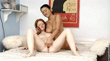 Mischa and Vika in a nice lesbian scene by Sapphic Erotica