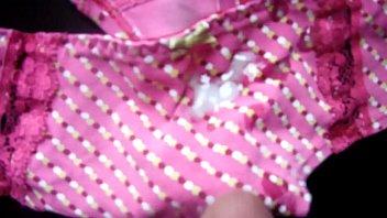 jizzing on my sisters friend039_s undies