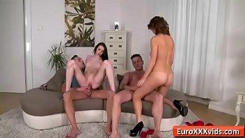 Sexy Teens In Hardcore Euro Sex Party @ www.EuroXXXVids.com 07