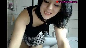 girl caught on webcam part 58
