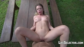 vera wonder - lustful fuck-a-thon outdoors point of sight