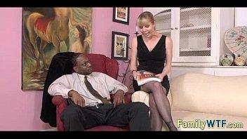 milky stepdaughter ebony step-father 414
