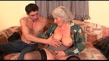 Big Tits Hairy MILF gets POV 20