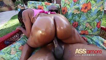 Big Black Ass Nikki Ford