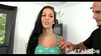 cockslut gets nailed doggystyle indoors