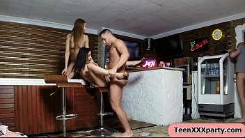 Out Of Control College Dorm XXX Teen Party Going Wild 04