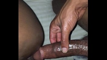 Ebony Girl riding bbc hard