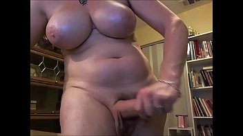 Shemale with BIG Tits BIG Cock BIG Ass