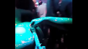 disrobe club blue flame lounge -.