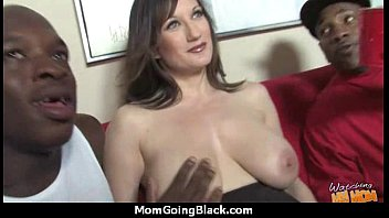 a great hardcore interracial sex with hot Milf 17