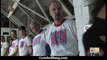 big booty ebony gangbanged by white dudes 8