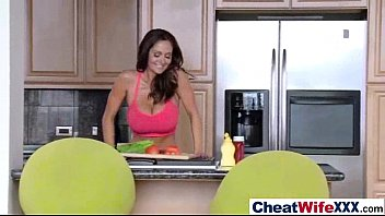 Sex Tape With Naughty Slut Cheating Housewife (ava addams) video-06