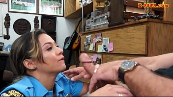 thick-titted brazilian officer pounded by pawn.
