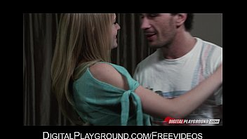 congenital blond allie james cheats on her boy.