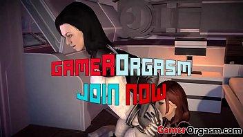 GamerOrgasm.com | 3D Futanari Miranda Lawson'_s Ass Mass Effect