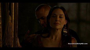 Claire Forlani Camelot S01E08 2011
