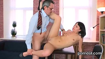 pretty school gal was lured and widened by.