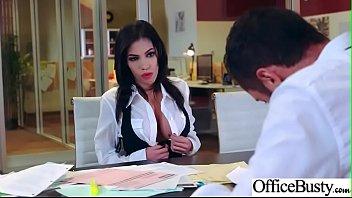 office sluty female shay evans with good-sized lush.