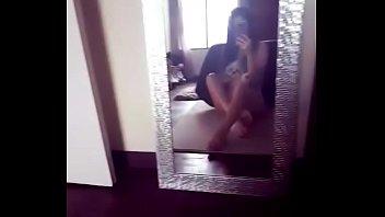 Tica desnuda Karina