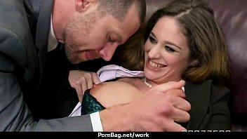 Hardcore Sex in the Office 11