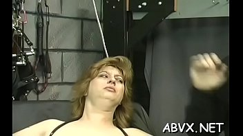 freaky confine bondage with supah-steamy mummy and juvenile stepdaughter